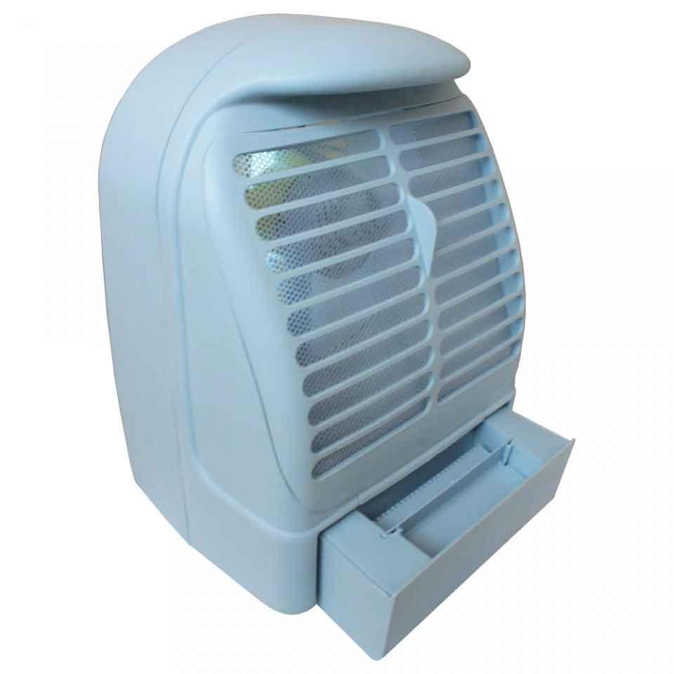 Armadilha Luminosa - CAPTOR 15W (110 Volts) - Gaveta para o depósito de insetos.