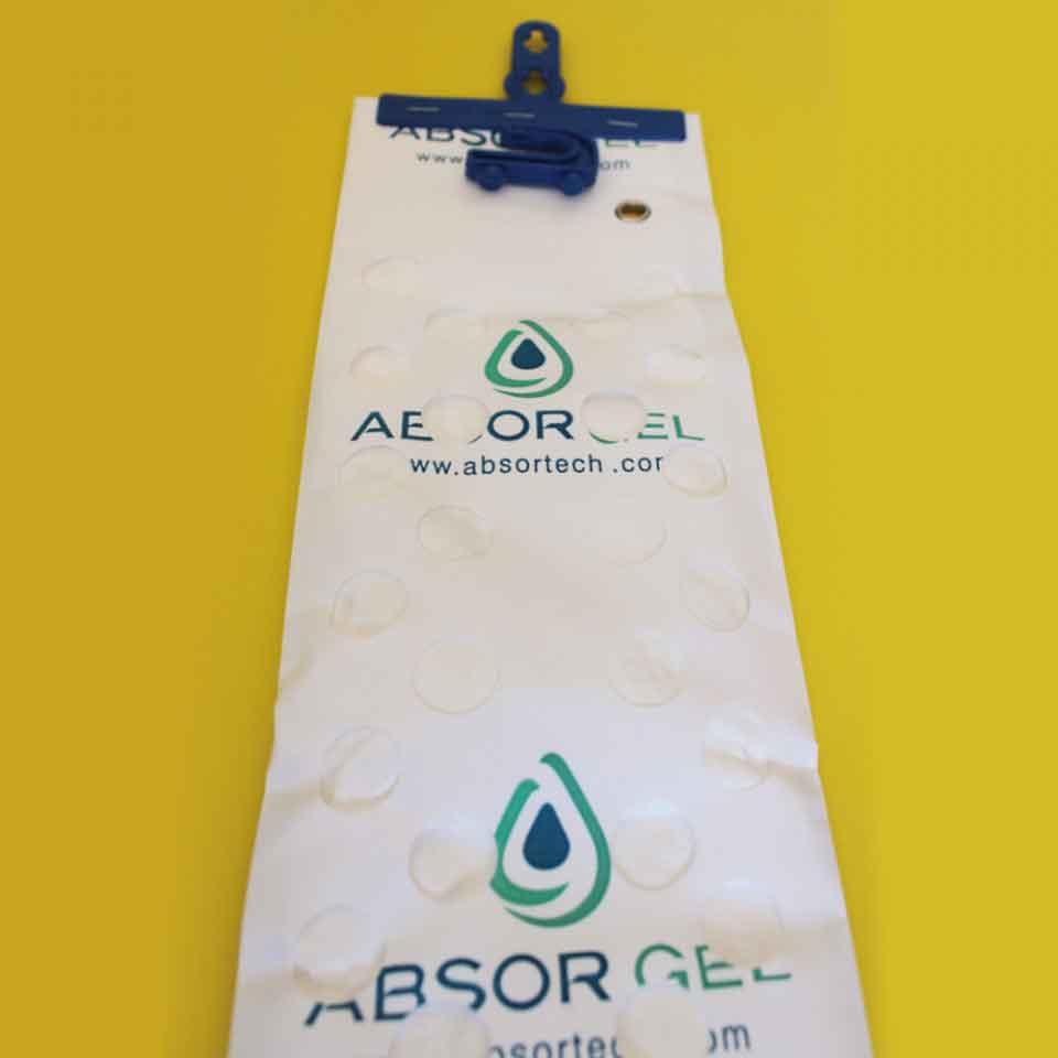Desiccants For Containers And Clay Bags - ABSORGEL BAG - Bolsa de gel.