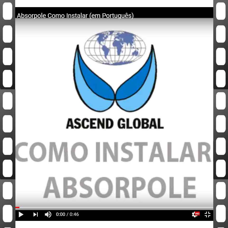 Desiccants For Containers And Clay Bags - ABSORPOLE - Rigid Container Desiccant - Video Como Instalar o Absorpole no Container