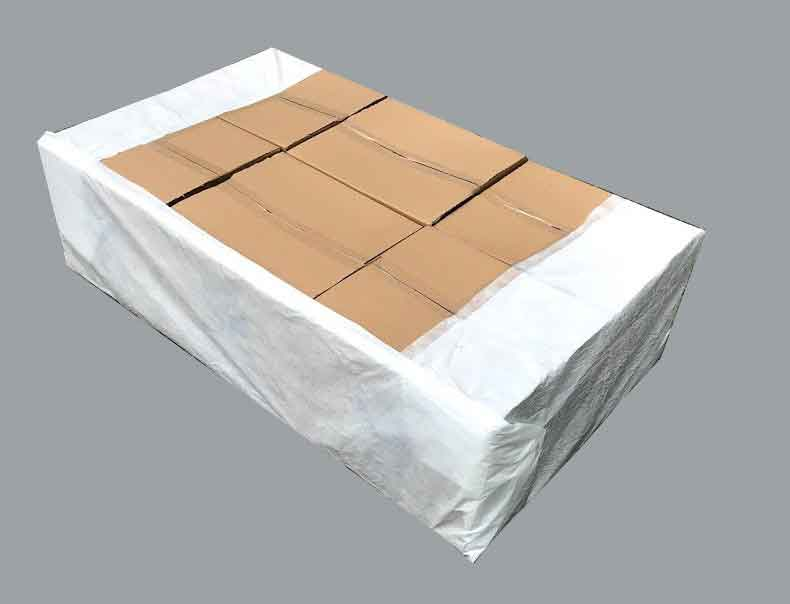 Absorbents Mats For Cargo - 2,40 x 1,40m - Carga envelopada