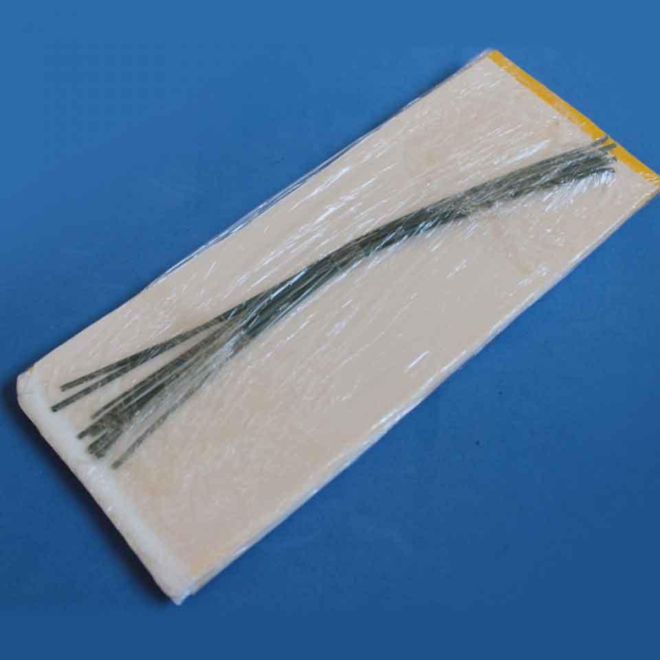 Armadilha Adesiva - Placas Amarelas - Embalagem de placa com fitilhos.