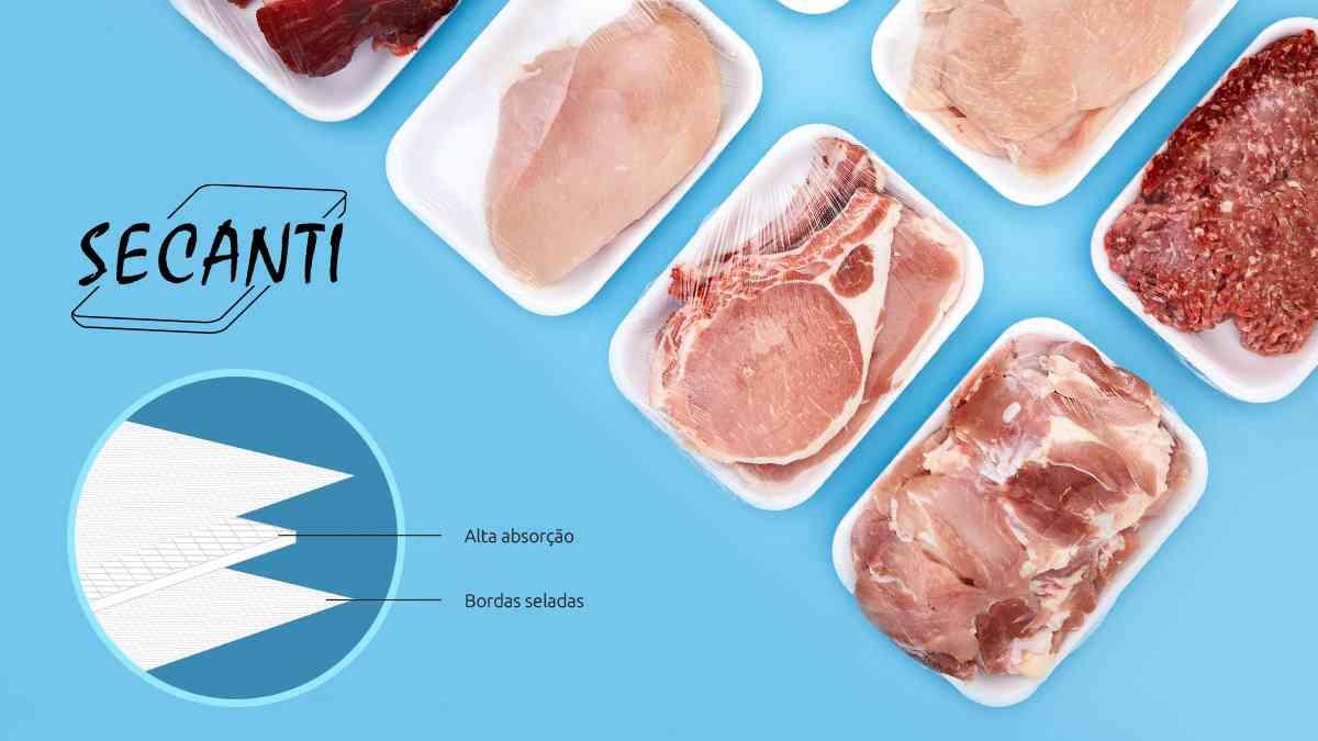 Secanti®, Absorvente para Alimentos nas Redes Sociais em Janeiro e Fevereiro
