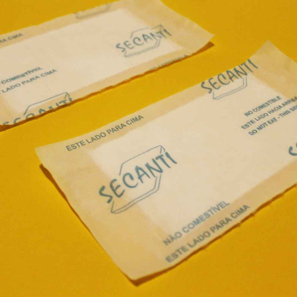 Absorbent Food Pad - Secanti - 50mL