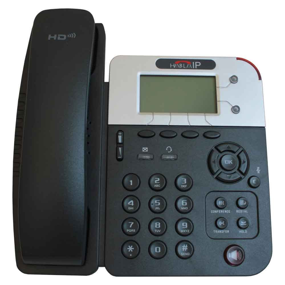 IP Telephones - HablaIP Top